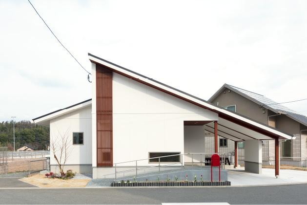 木の家|福岡の新築建築事例|平屋|2LDK|外観|エコワークス|CASE-10|外観01