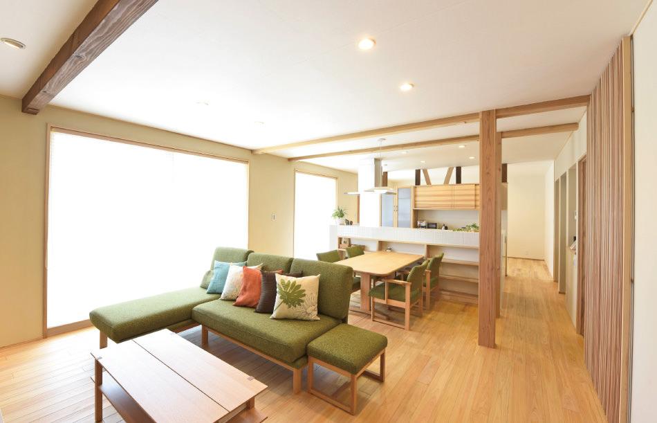 出水「平屋」モデルハウス 03
