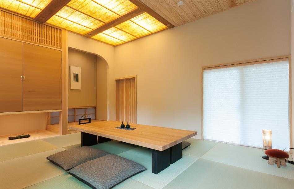 香椎浜モデルハウス -内観06