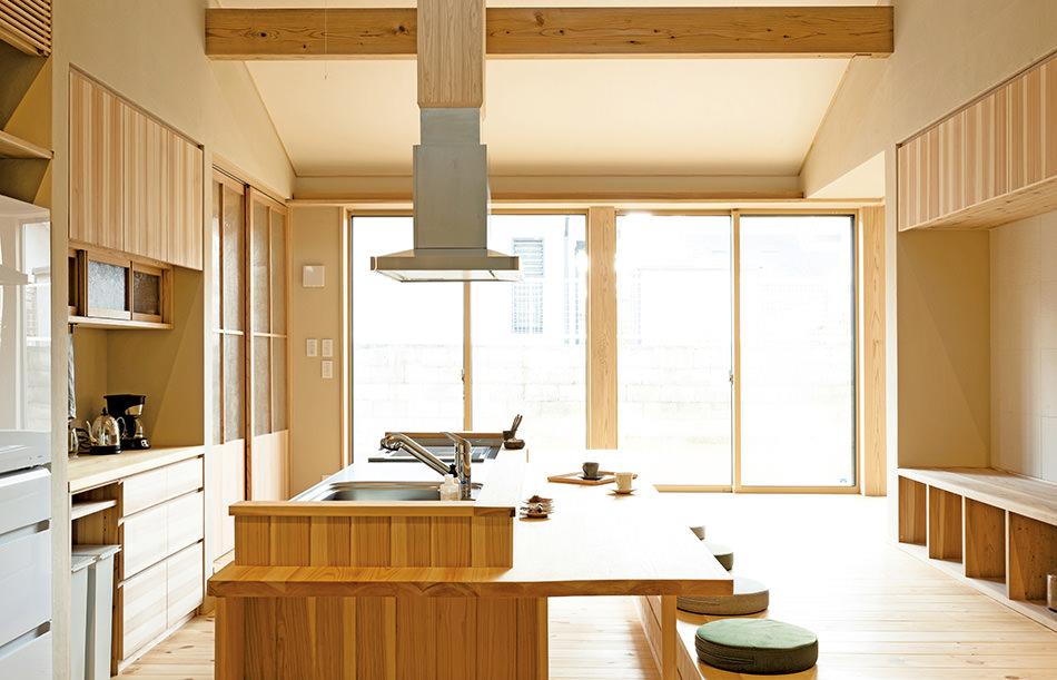 春日「平屋」モデルハウス 02