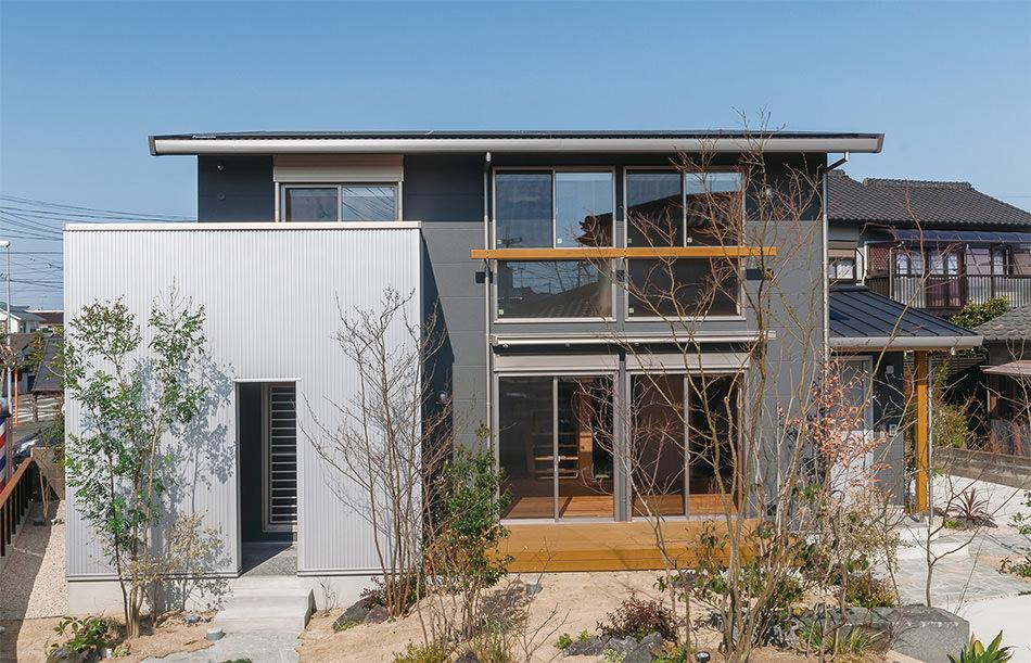 春日「2階建て」モデルハウス