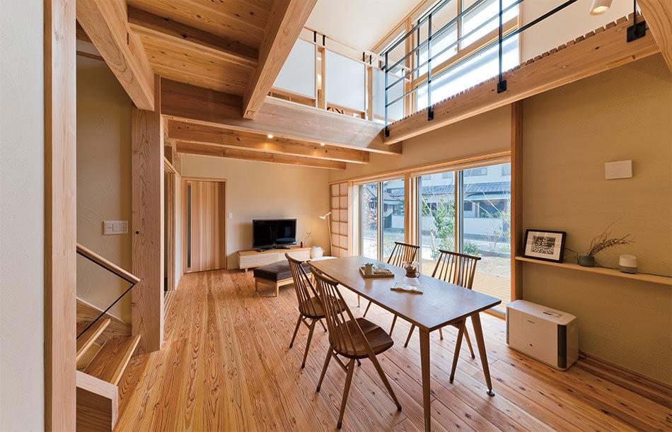 春日「2階建て」モデルハウス -03