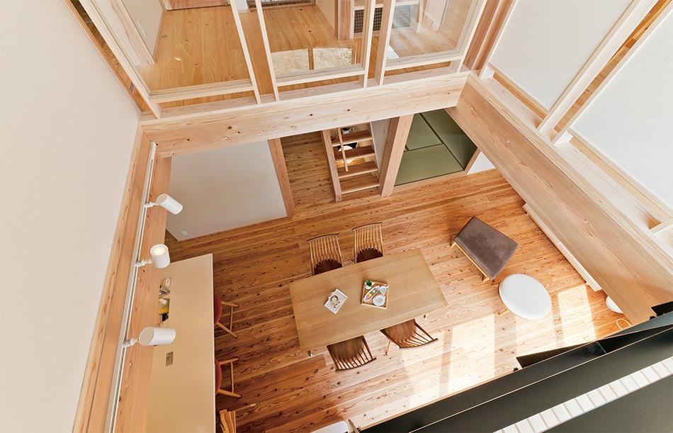 春日「2階建て」モデルハウス -04