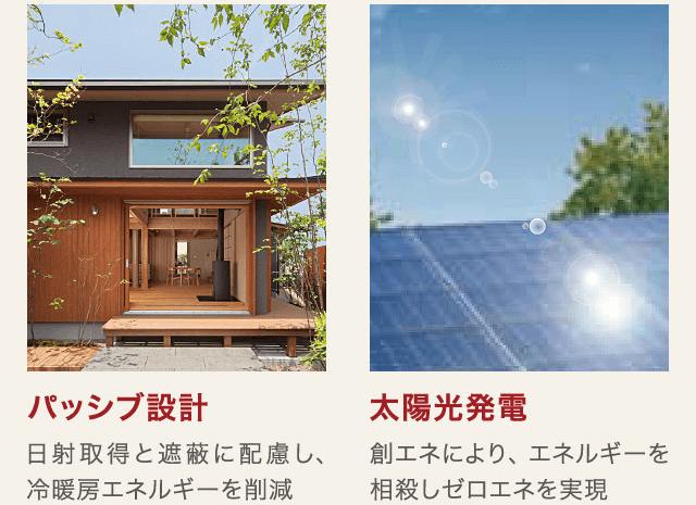 ゼロエネルギー達成のための「4つの約束」