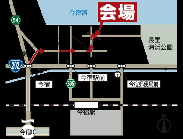 完成見学会|11月28日29日|西区今宿|地図